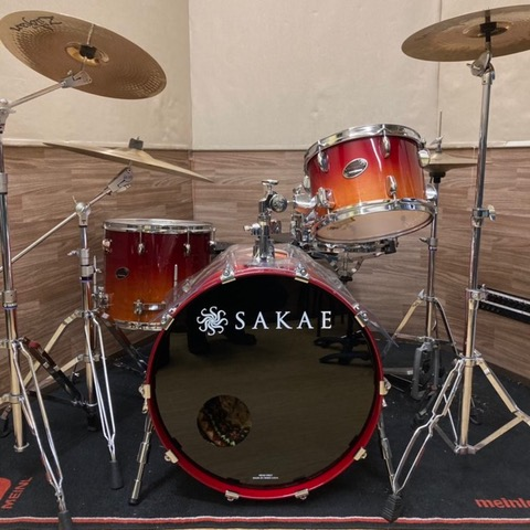 SAKAEドラム